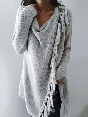 Long Sleeve Winter Cardigans For Women