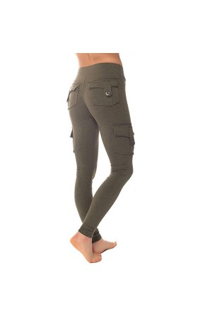 EcoFriendly Bamboo Pockets Stretchy Soft Leggings Yoga Pants