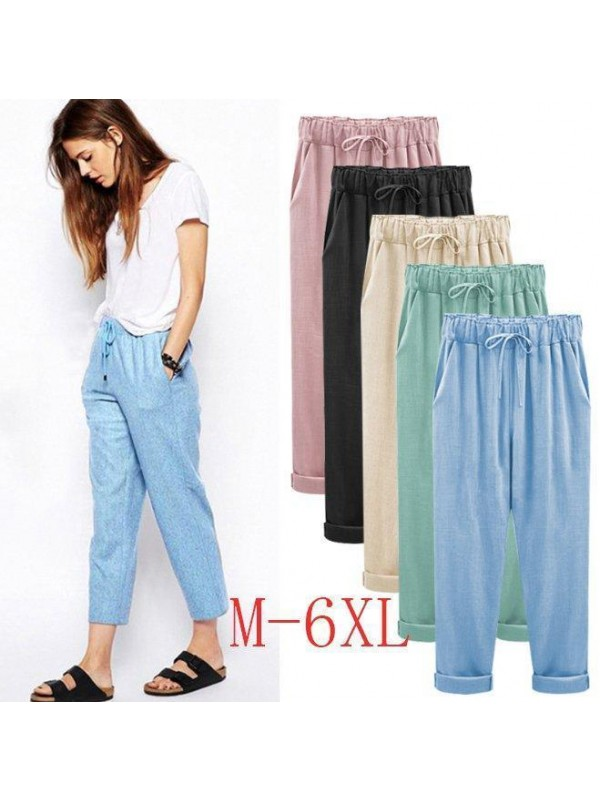 Sky Blue( Ninth Pants)